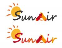 LOGO設計-SunAir除臭襪